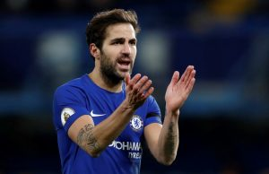 Cesc Fabregas is one of the Best XI: Football Players Who are Out of Contract in Summer 2019