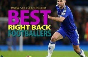 Top 10 Best Right Back Footballers in the World