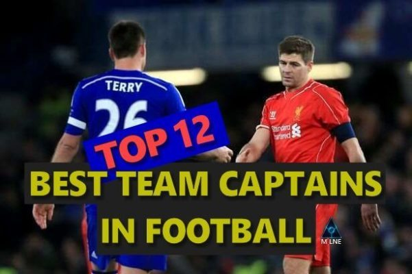 Top 12 Best Team Captains In Football
