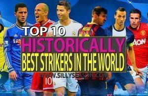 Top 10 Historically Best Strikers In Football