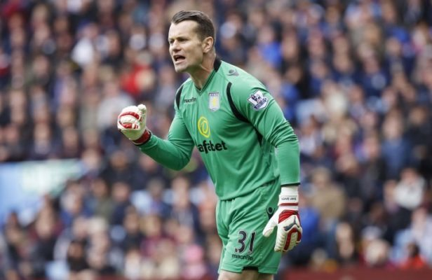 Shay given is one of the Top 10 Premier League goalkeepers in the competition's history