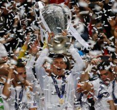 Cristiano Ronaldo Champions League titles