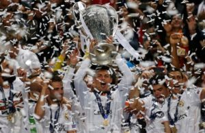 Cristiano Ronaldo Champions League titles
