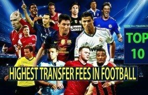 Highest Transfers In Football