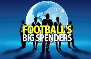Top ten highest spending football clubs