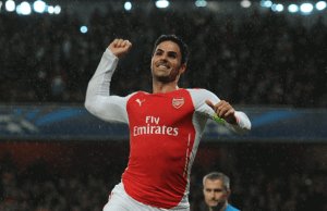 Mikel Arteta is part of the Top 10 Most Surprising FIFA 16 Ratings