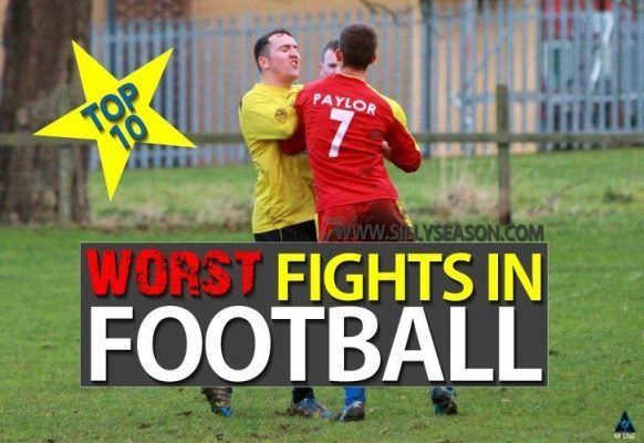 Worst Fights In Football