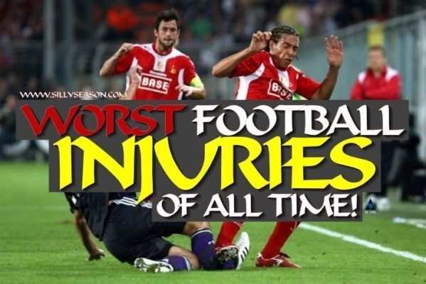 Top 10 Worst Injuries to Happen in Football!