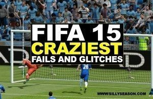 FIFA 15 Craziest Fails and Glitches Of All Time!