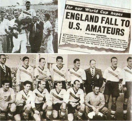 The Most Embarrassing Losses In Football History USA beat England ...
