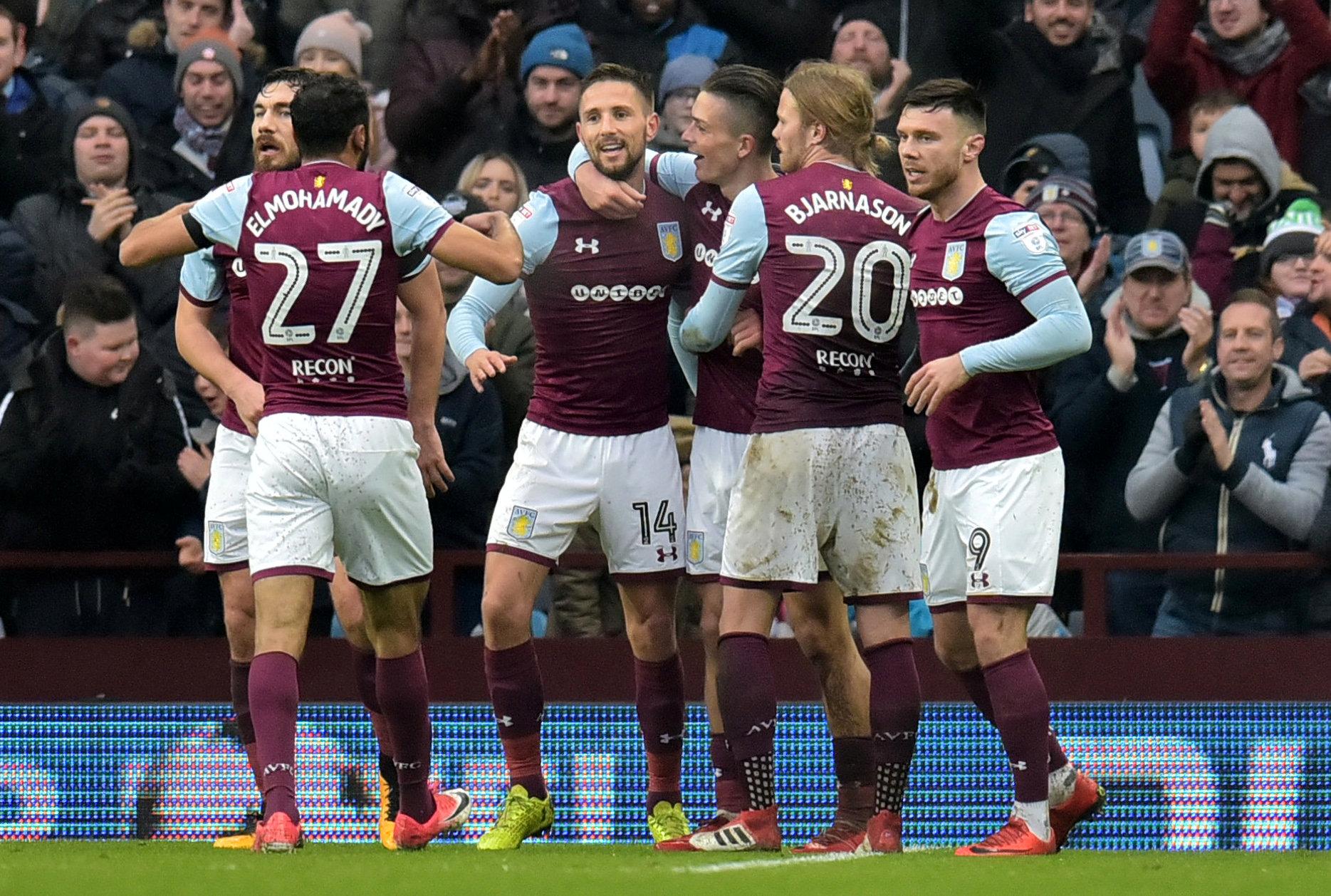 Aston Villa squad 2019 strikers