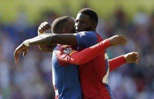 Fotboll, Premier League, Crystal Palace - Aston Villa