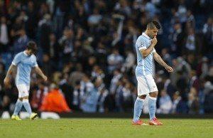 Fotboll, Champions League, Manchester City - Juventus