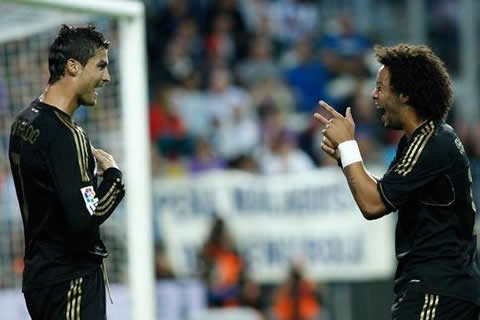 Cristiano Ronaldo and Marcelo are one of the Top 10 Best Friends in Football
