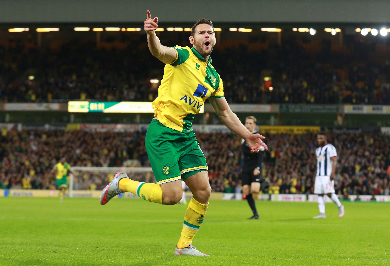 Matt Jarvis Norwich City squad 2019