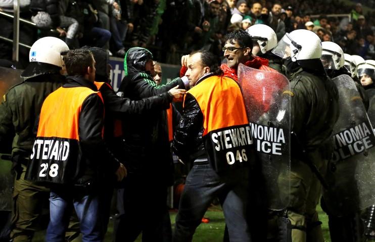 football biggest derbies olympiakos panathinaikos vs rivalries europe athens greece