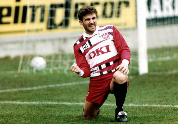 Stefan Kuntz is one of the Top 10 Goalscorers in Bundesliga History