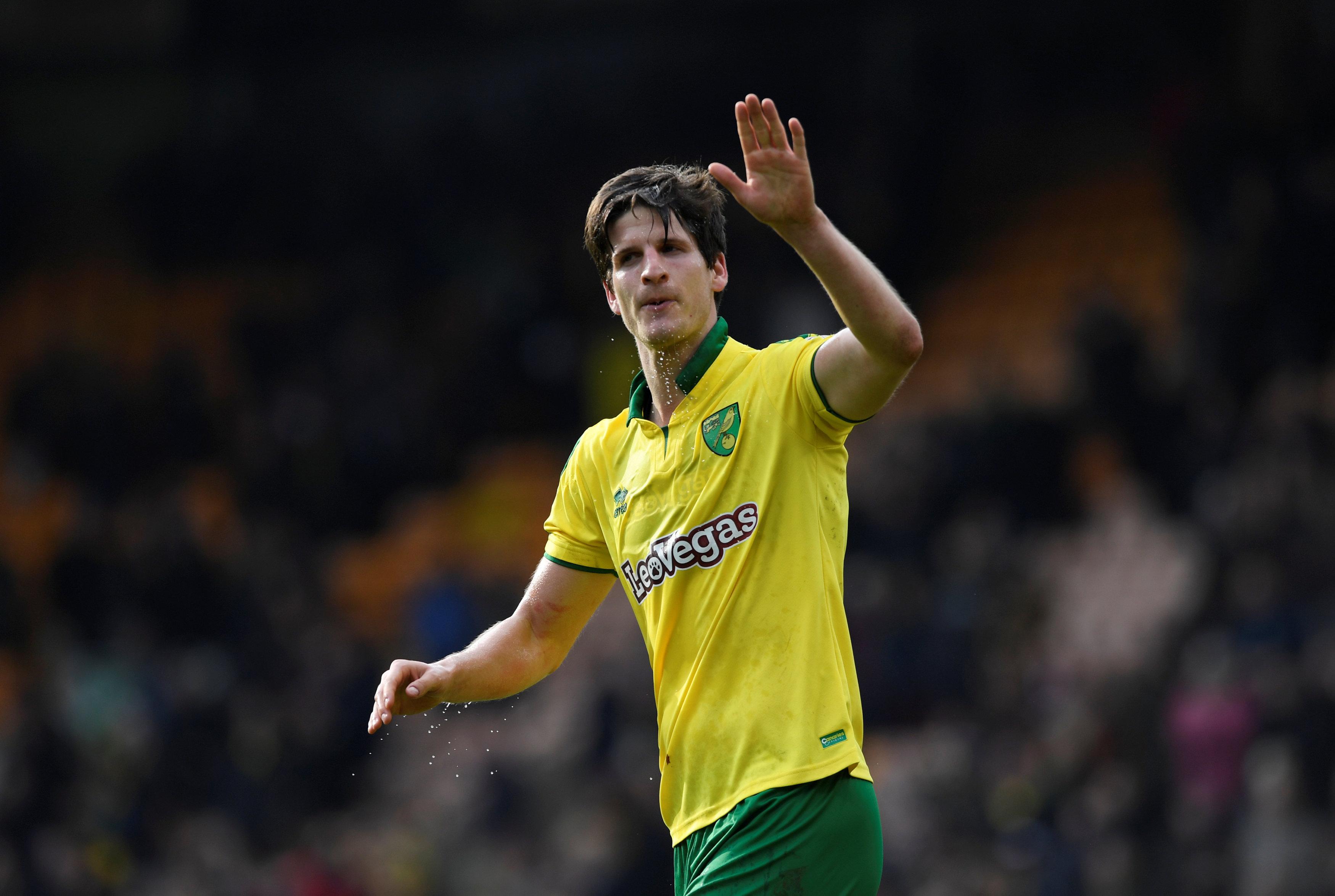 Timm Klose Norwich City squad 2019