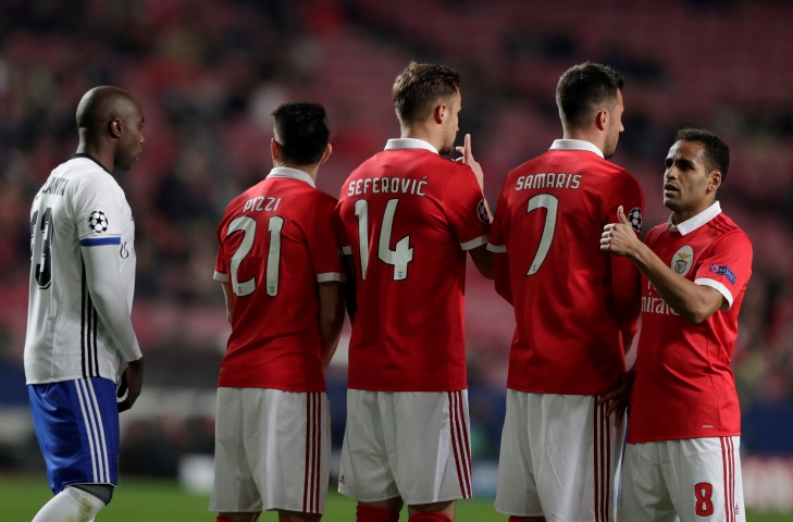 Top 10 Football Clubs with the Most Debt Benfica