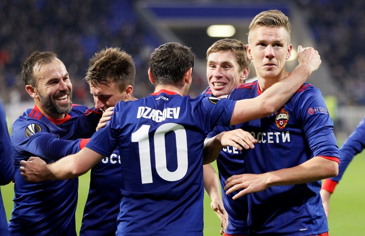 Top 10 Football Clubs with the Most Debt Cska moscow