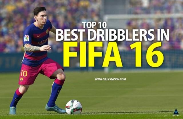 Top 10 Dribblers in FIFA 16