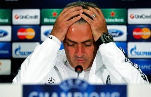 Jose Mourinho Champions League titles, record, statistics, wins & medals!