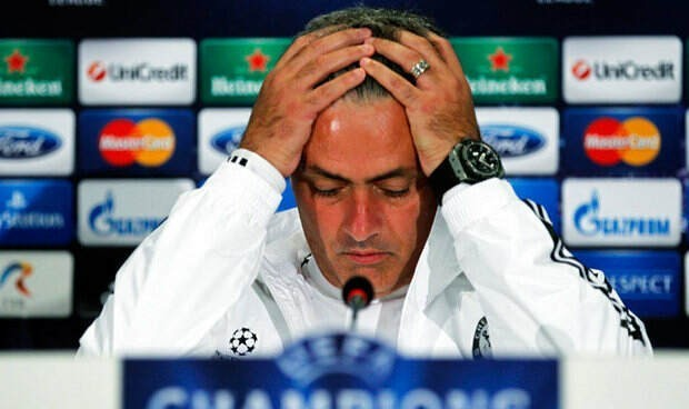 Jose Mourinho Champions League titles, record, statistics, wins & medals!