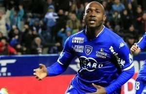 Giovanni Sio is one of the Top 10 Goal Scorers in the French Ligue 1