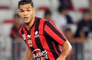 Hartem Ben Arfa is the top scorer in the french ligue 1
