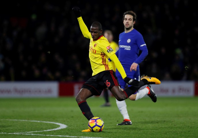 Abdoulaye Doucoure Premier League Team's Most Undroppable Player