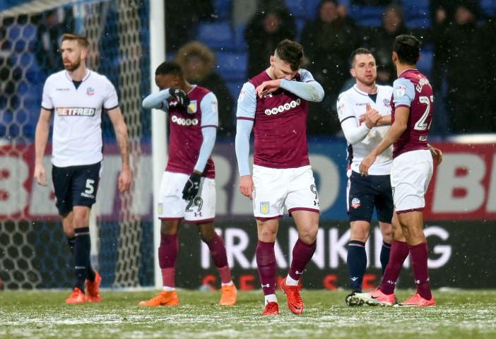 Aston Villa Top 10 Football Teams in Crisis