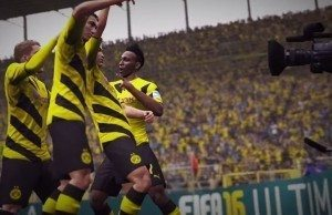 Borussia Dortmund is one of the 10 Teams You can Use in FIFA 16