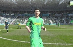 Borussia Mochengladbach is one of the 10 Teams You can Use in FIFA 16