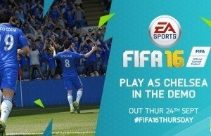 Chelsea FC is one of the 10 Teams You can Use in FIFA 16