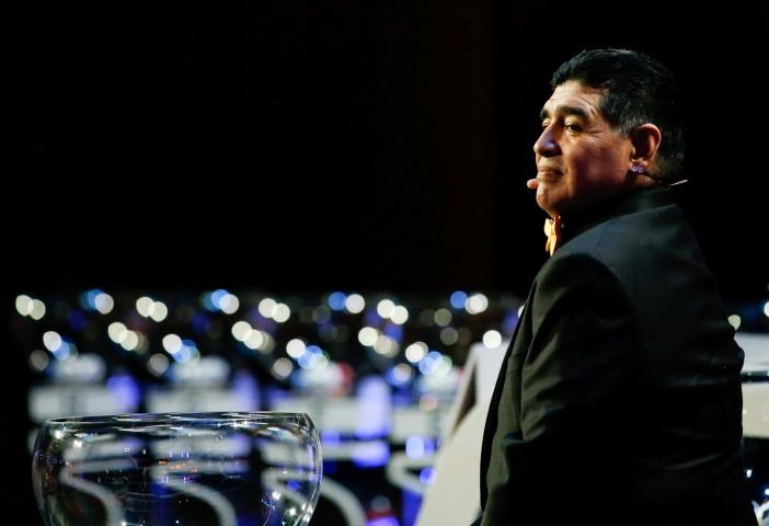 Diego Maradona football criminals