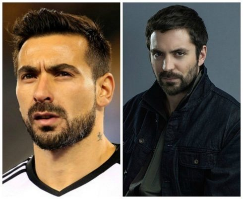 Rhyrs Coiro is one of the Top 10 Footballers Look Alikes