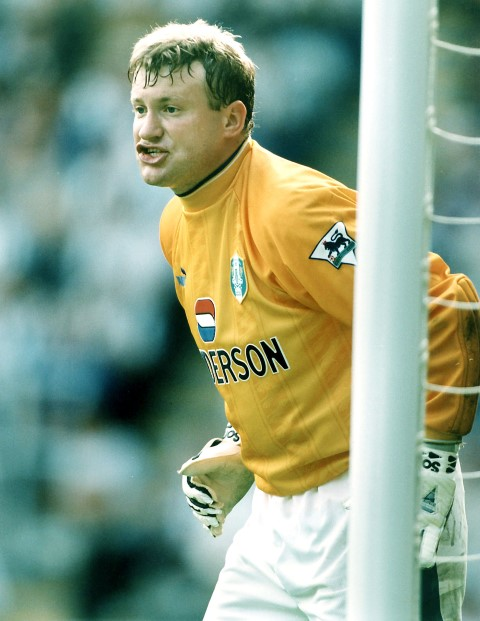 Fastest Red Cards in English Football Kevin Pressman