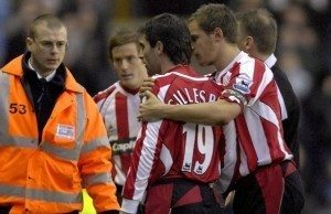 Keith 12 second red card is one of the Fastest Red Cards in English Football