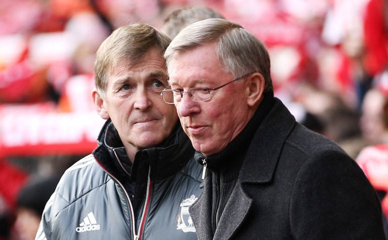 Greatest Managerial Rivalries Sir Alex Ferguson and Kenny Dalglish