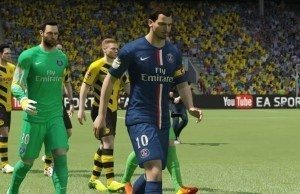 Paris Saint Germain is one of the 10 Teams You can Use in FIFA 16