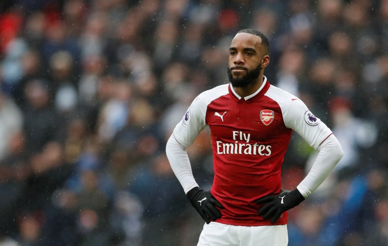 Underperforming footballers this season Lacazette
