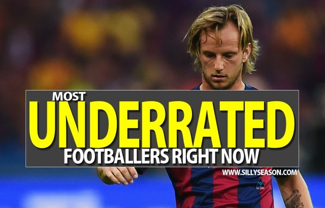 Top 10 Most Underrated footballers Right Now