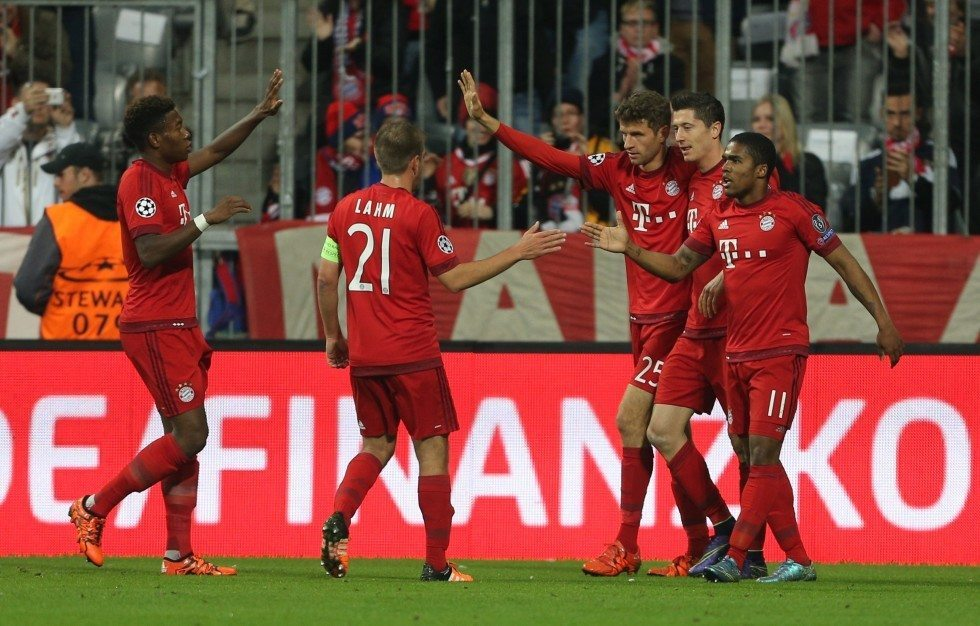 FC Bayern Munich Players Salaries 2019 (Weekly Wages)
