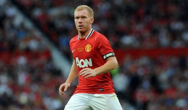 Paul Scholes is one of the Top one club footballers 2018
