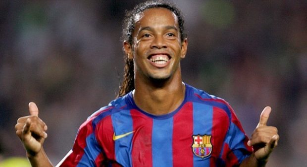 Ronaldinho is one of the Top 10 Most Selfish Soccer Players of All Time