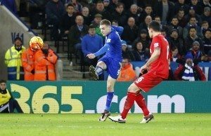 Fotboll, Premier League, Leicester City - Liverpool