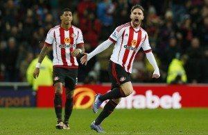 Fotboll, Premier League, Sunderland - Crystal Palace