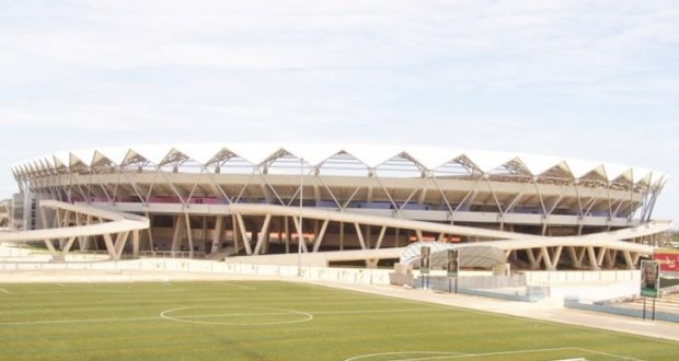 Benjamin mkapa stadium is one of the Top 10 Most Expensive Stadiums in Africa