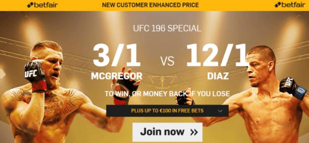UFC 229: McGregor vs Nurmagomedov