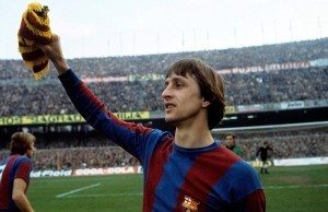 Johan Cruyff is one of the Top 10 Soccer Players Who Never Played in the Premier League